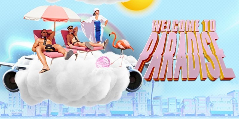 Pam Ann WELCOME TO PARADISE ,Wilton Manors