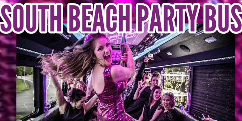 Party Bus/Night Club package ,Miami Beach
