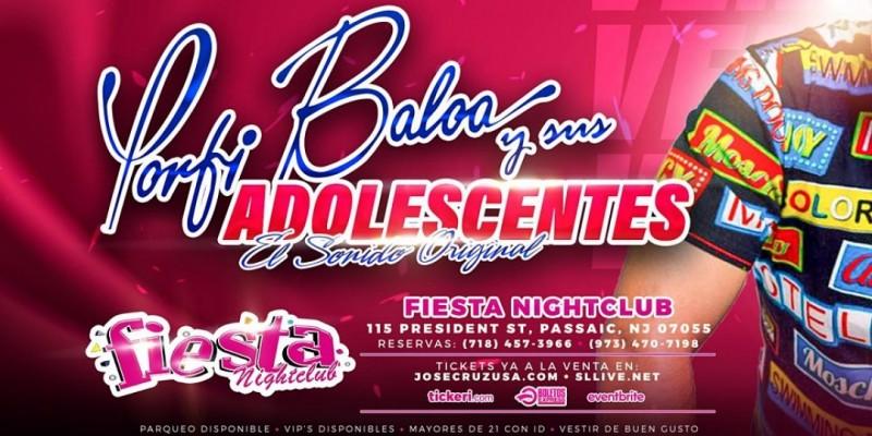 PORFI BALOA Y SUS ADOLESCENTES PASSAIC, NJ. DOMINGO, OCTUBRE 17, 2021 ,Passaic