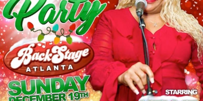 Pre-Christmas Southern Soul Party Starring Nellie Tiger Travis ,Atlanta