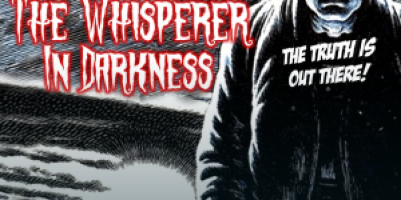 """Radiotheatre Presents H.P.Lovecraft's """"The Whisperer in Darkness ,New York"""