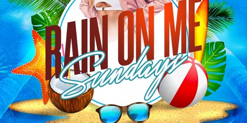 Rain on Me Sundays @ Club Euro ,Fort Lauderdale