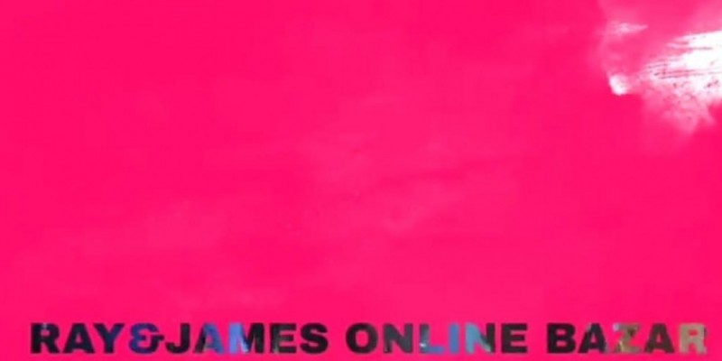 Ray & James online Bazar Ribbon cutting Gala ,Montclair