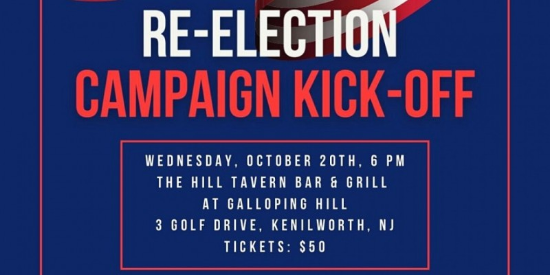 Re-Election Campaign Kick-Off ,Kenilworth