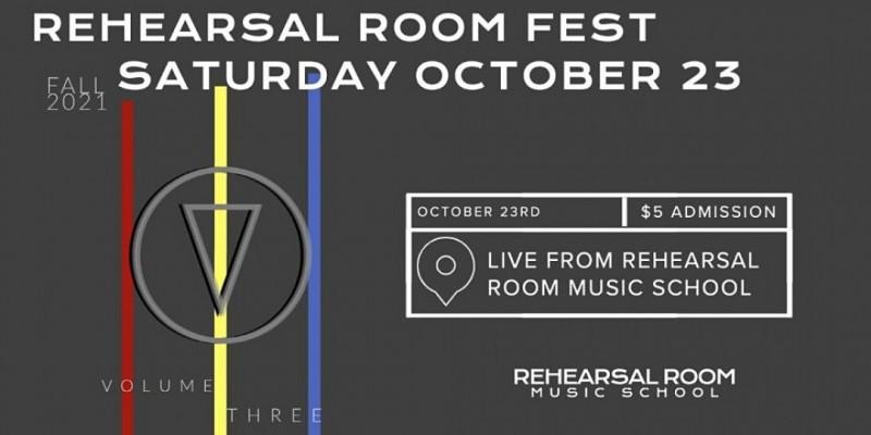 Rehearsal Room Fest 2021 ,Tomball