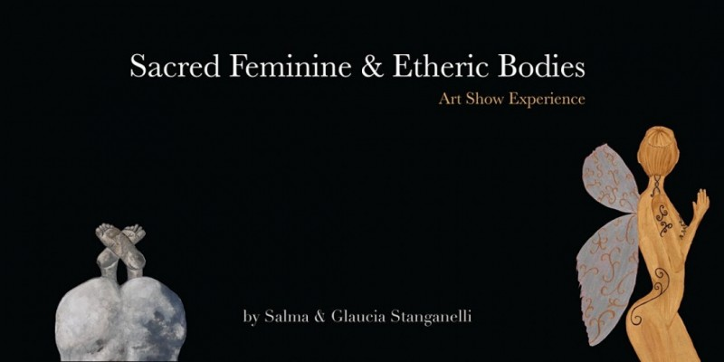 Sacred Feminine & Etheric Bodies  ART SHOW EXPERIENCE ,Los Angeles