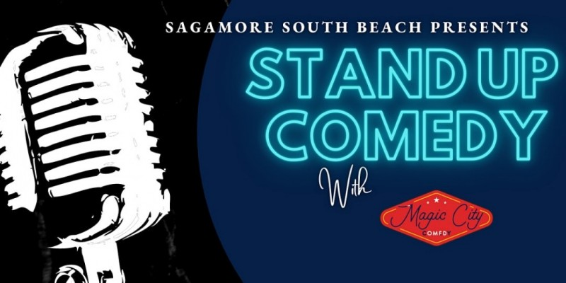 Sagamore Comedy Night ,Miami Beach