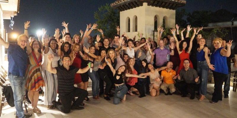 Salsa & Bachata Rooftop! Latin Night Party at Ivy Bar & Bistro, Houston ,Houston