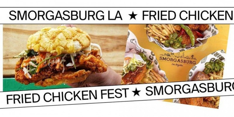 Santa Anita Park's Smorgasburg Fried Chicken Day ,Arcadia