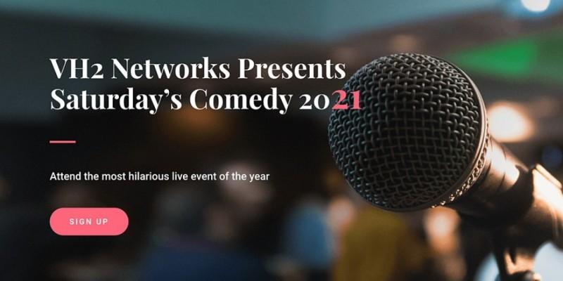 Saturday's Comedy Night ,Peachtree Corners