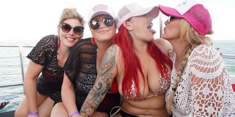 SAVAGE BOAT PARTY BOOZE CRUISE WITH OPEN BAR #1 IN MIAMI ,Miami