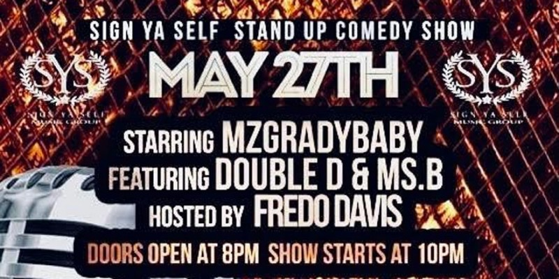 """""""Signyaself Stand up Comedy Show"""" ,Decatur"""