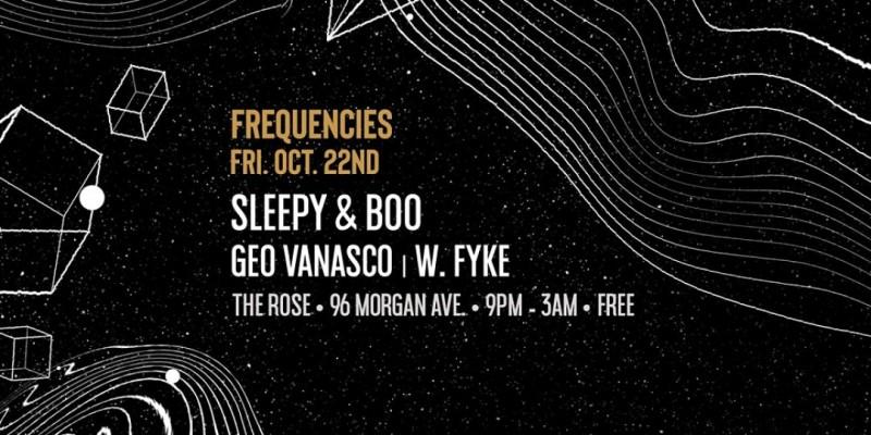 Sleepy & Boo, Geo Vanasco, W. Fyke - The Rose - free ,Brooklyn