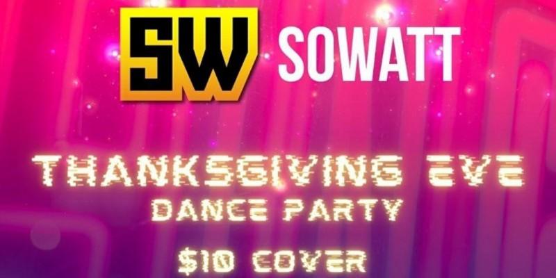 So Watt- Thanksgiving  Eve Dance Party ,Wall Township