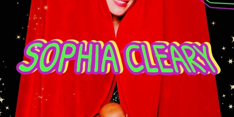 SOPHIA CLEARY with host Amanda-Faye Jimenez ,Los Angeles