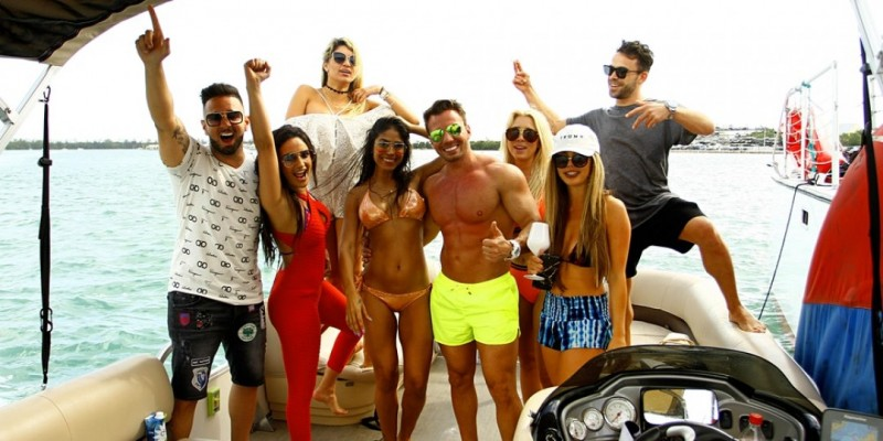 SPRING BREAK BOAT PARTY PACKAGE - 3HR ALL INCLUSIVE ,Miami