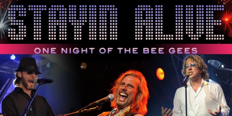 Stayin Alive! One night of the BeeGees! ,Homestead