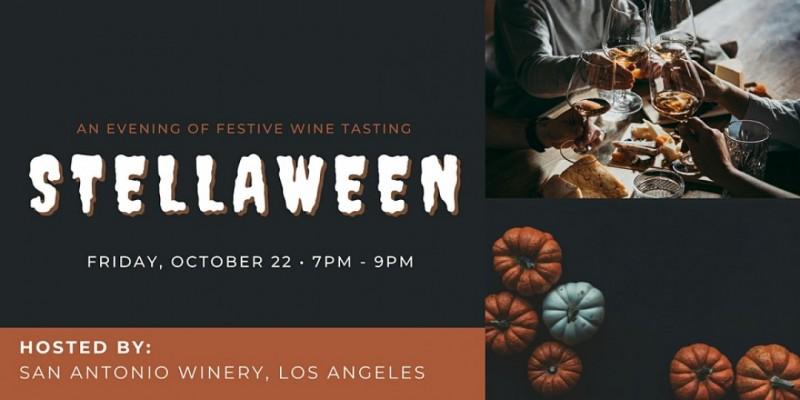 Stellaween @ San Antonio Winery, Los Angeles ,Los Angeles
