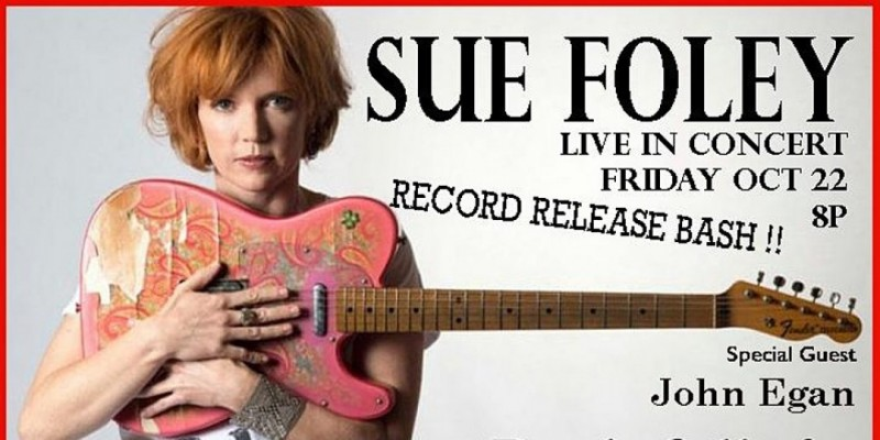 SUE FOLEY Live In Concert ,Houston