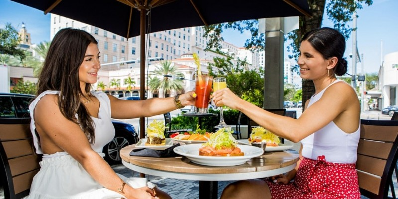 Sunday Brunch & Happy Hour at Copper 29 Bar! ,Coral Gables