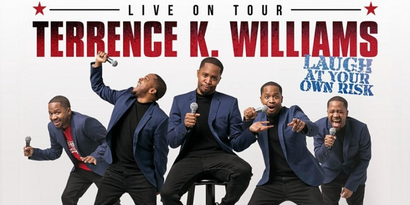 TERRENCE K. WILLIAMS: LAUGH AT YOUR OWN RISK TOUR - WEST PALM BEACH ,West Palm Beach