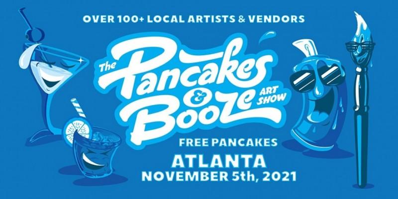 The Atlanta Pancakes & Booze Art Show ,Atlanta