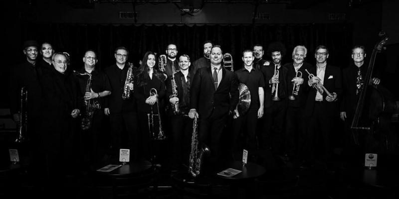 The Birdland Big Band ,New York