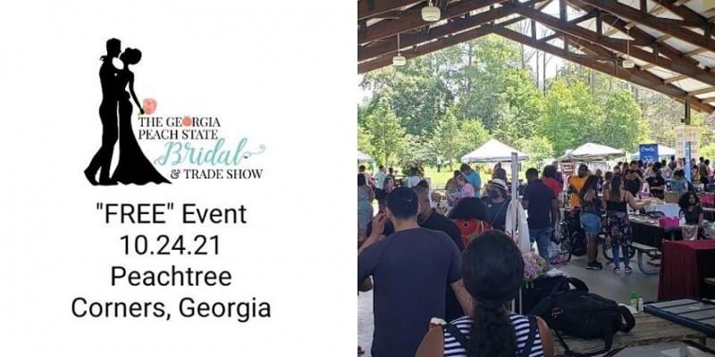 The Georgia Peach State Fall Bridal & Trade Show ,Norcross