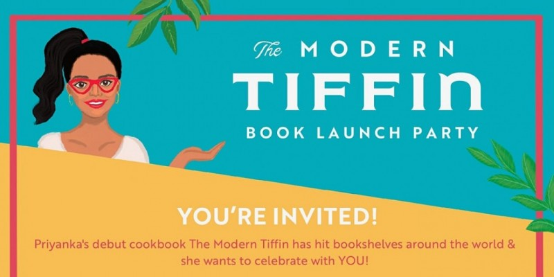THE MODERN TIFFIN BOOK LAUNCH PARTY ,New York