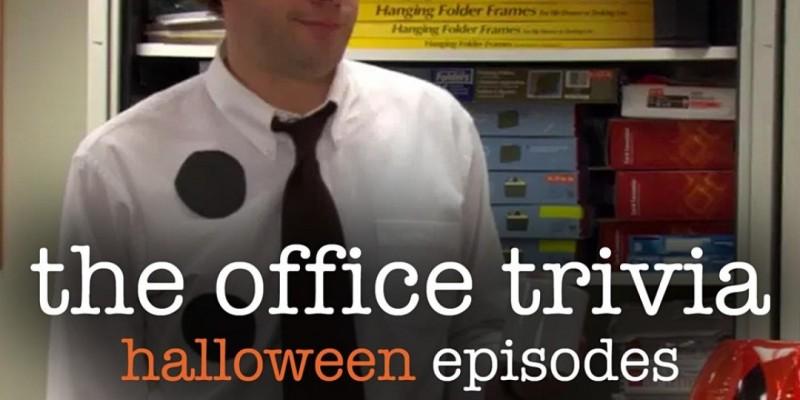 The Office Trivia: Halloween Episodes ,Paramus