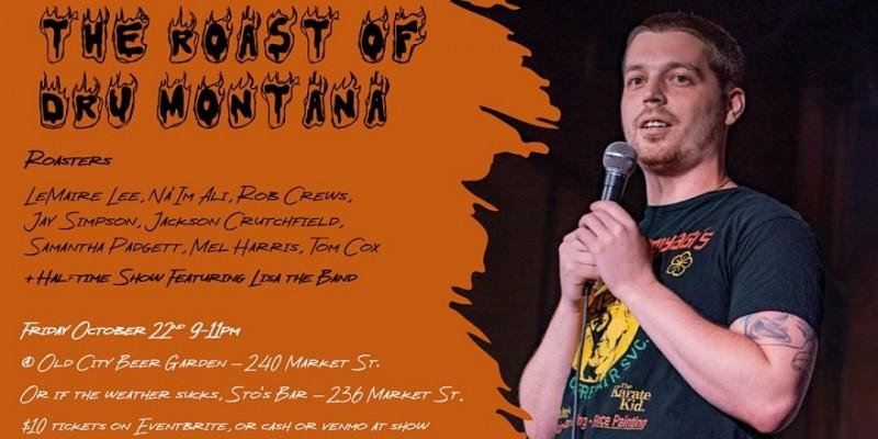 The Roast of Dru Montana ,Philadelphia