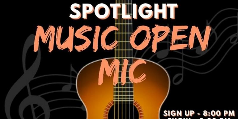 The Spotlight Open Mic ,Pembroke Pines