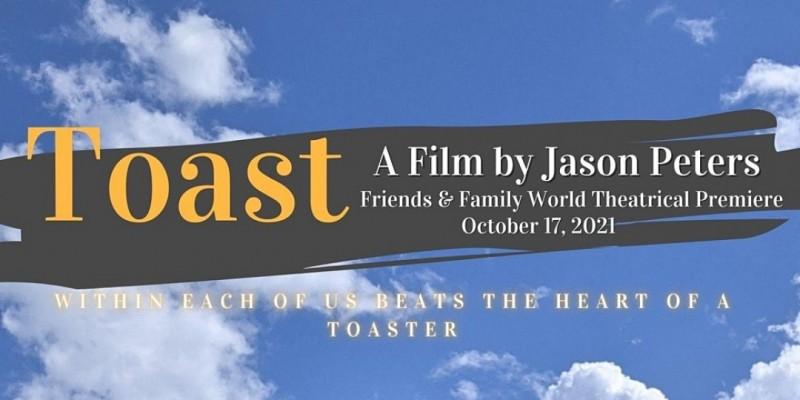 Toast World Theatrical Premiere ,Pasadena