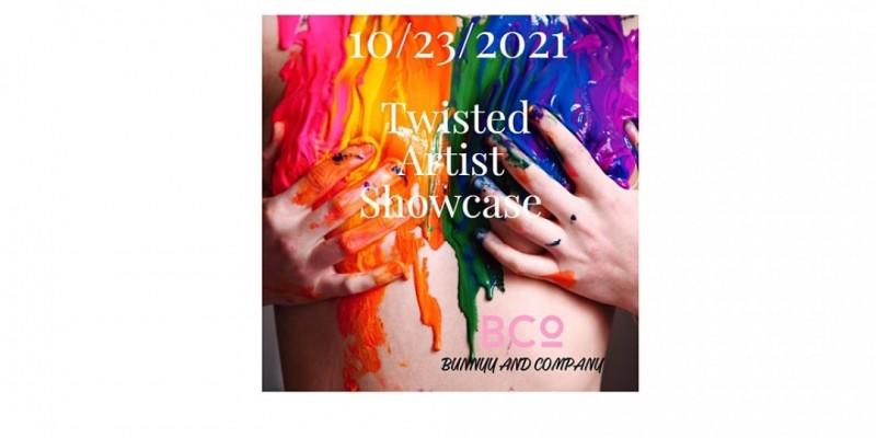Twisted Artist Body Painting  Art  Showcase ,Hallandale Beach