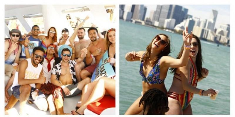 #WILD #PARTY #BOAT Miami Spring Break Booze Cuise ,Miami