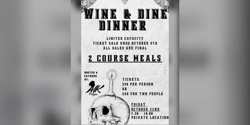 Wine & Dine Dinner ,Philadelphia