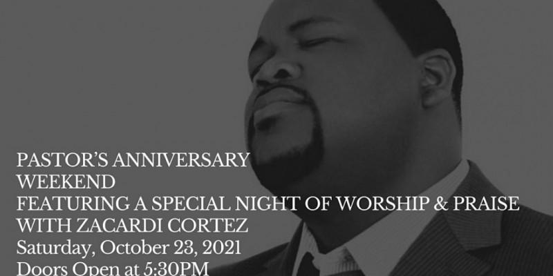 WOGCF Pastor Appreciation Concert ,Cypress