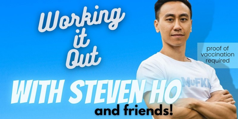 Working it Out w/ Steven Ho and friends - Stand-up comedy Sat 10/23 @ 8pm ,Los Angeles