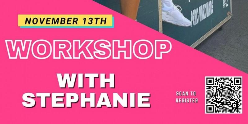 Workshop With Stephanie ,Miami