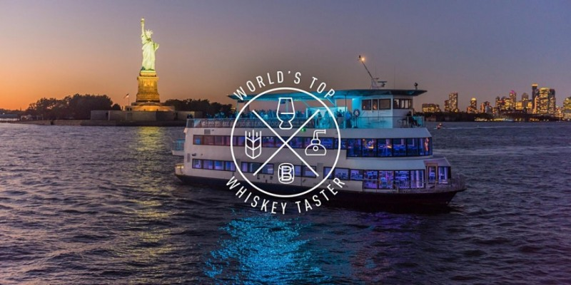 World's Top Whiskey Taster - Northeast ,New York