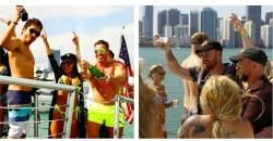 #1 BOAT PARTY ,Miami