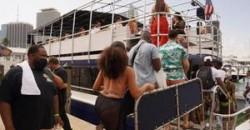 #1 HIP HOP MIAMI BOOZE CRUISE  BOAT PARTY - OPEN BAR ,Miami