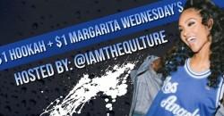 $1 Hookah + $1 Margarita Wednesday Night Party at Hendrixx Ultra Lounge ,Atlanta