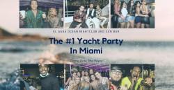 #1 Ocean Bar & Nightclub In MIAMI | BOAT PARTY |- (Guaranteed Entry) ,Miami
