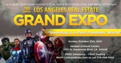 2nd Annual Los Angeles Real Estate Grand Expo ,Los Angeles