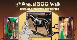 5th Annual Boo Walk ,Mahwah