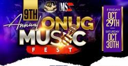 9th Annual ONUG Music Fest @ the C-ROOM ,Decatur