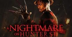 A Nightmare on Hunter St............. ,Newark