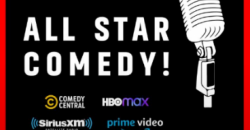 All Star Stand Up Comedy in our Cellar at 99 MacDougal Street ,New York