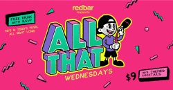 All That Wednesdays - 90s Party at RedBar ,Miami